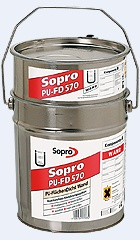Sopro PU-FD Elastyczna powłoka uszczelniajšca / 10 kg