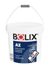 BOLIX AZ COMPLEX farba akrylowa z zabezpieczeniem powlokowym do stosowania zewnetrznego cena za 10 l