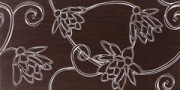 CERAMIKA PILCH Royal 1 brown inserto 30x60 cena za SZT
