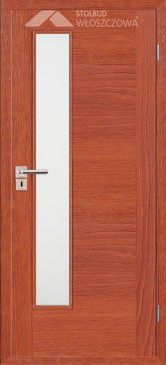 Drzwi wewnetrzne Simple G11 Fornir Plus Stolbud Wloszczowa