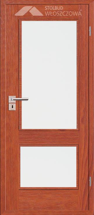 Drzwi wewnetrzne Simple F22 Fornir Plus Stolbud Wloszczowa