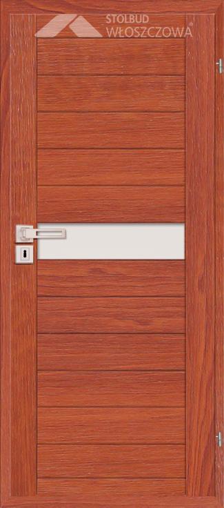 Drzwi wewnetrzne Marco A6A Fornir Stolbud Wloszczowa
