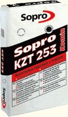 Sopro ZK Kominowa zaprawa z trasem 25 kg