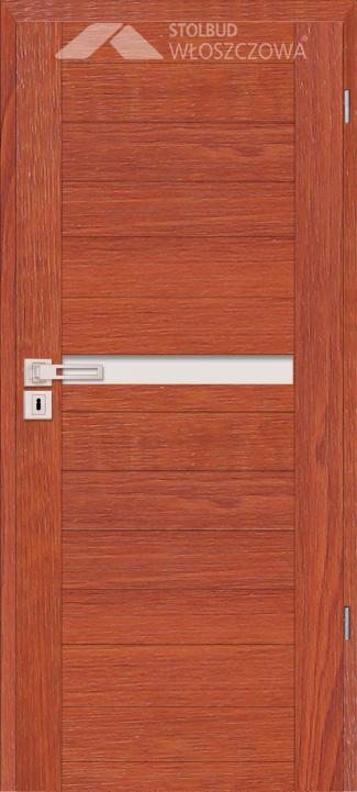 Drzwi wewnetrzne Marco B8A Fornir Stolbud Wloszczowa