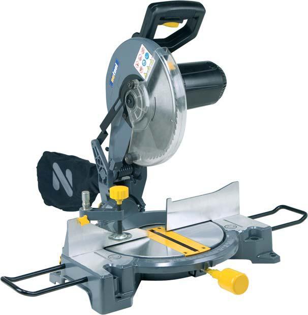 NUAIR BTL 255 Pila ukosowa NUTOOL 255mm1800W z laserem