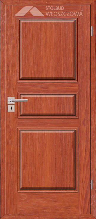 Drzwi wewnetrzne Simple A30 Fornir Plus Stolbud Wloszczowa