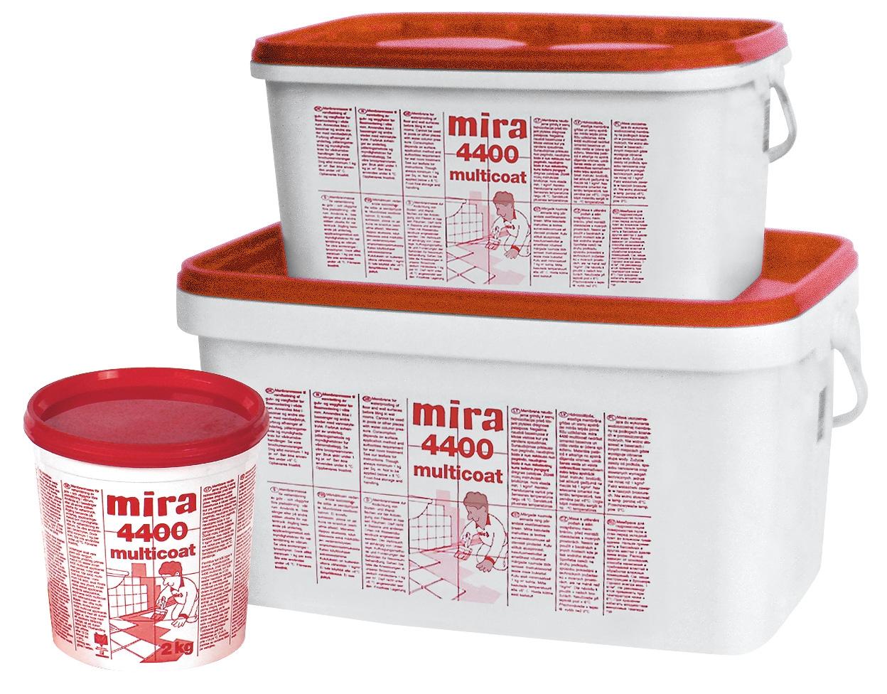 MIRA 4400 MULTICOAT 6 kg