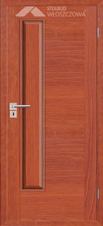 Drzwi wewnetrzne Simple G10 Fornir Plus Stolbud Wloszczowa