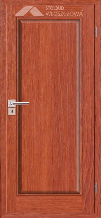 Drzwi wewnetrzne Simple E10 Fornir Plus Stolbud Wloszczowa