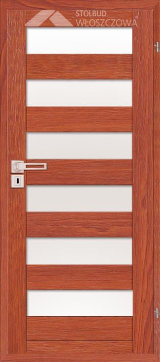 Drzwi wewnetrzne Marco A66 Fornir Stolbud Wloszczowa