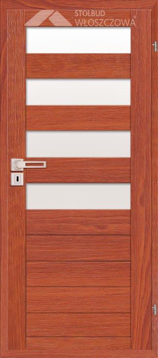 Drzwi wewnetrzne Marco A64 Fornir Stolbud Wloszczowa