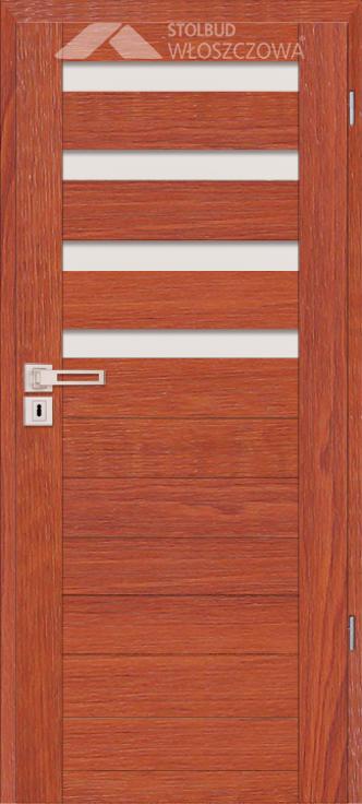 Drzwi wewnetrzne Marco B84 Fornir Stolbud Wloszczowa