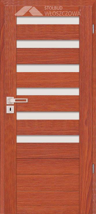 Drzwi wewnetrzne Marco B86 Fornir Stolbud Wloszczowa
