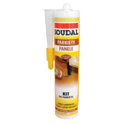 SOUDAL Kit do parkietu mahoń 300ml