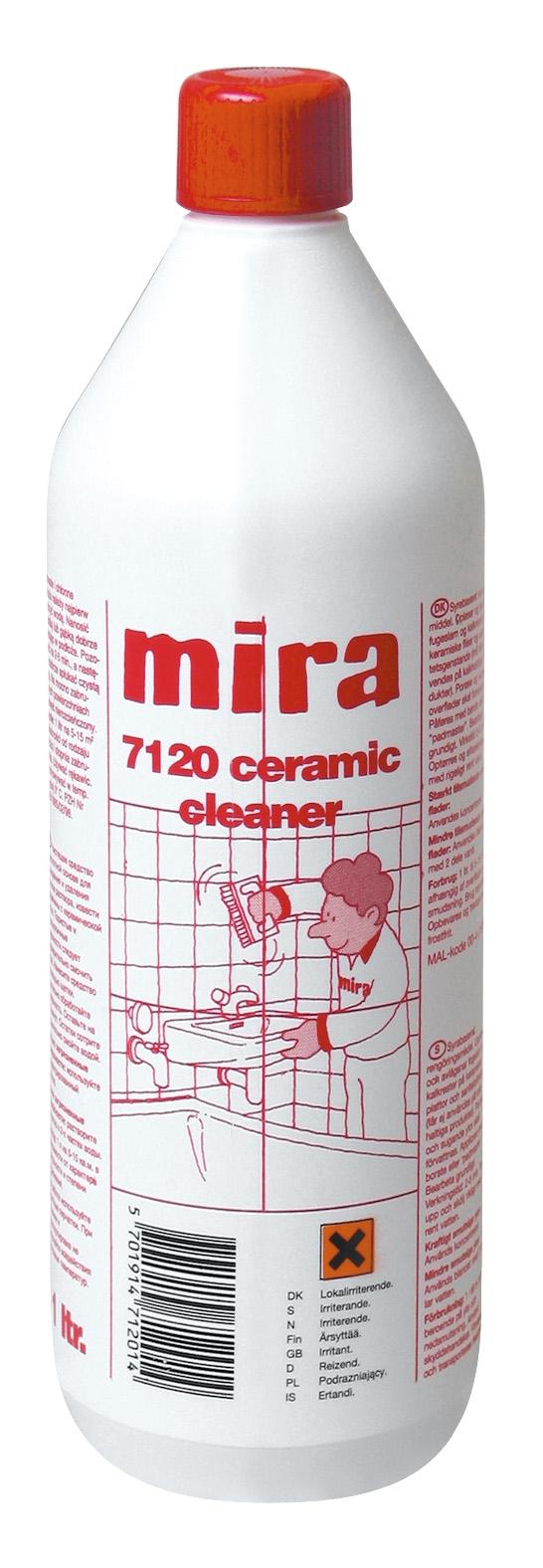 MIRA 7120 CERAMIC CLEANER srodek czyszczacy