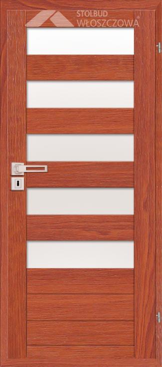 Drzwi wewnetrzne Marco A65 Fornir Stolbud Wloszczowa