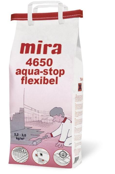MIRA 4650 AQUASTOP FLEXIBEL