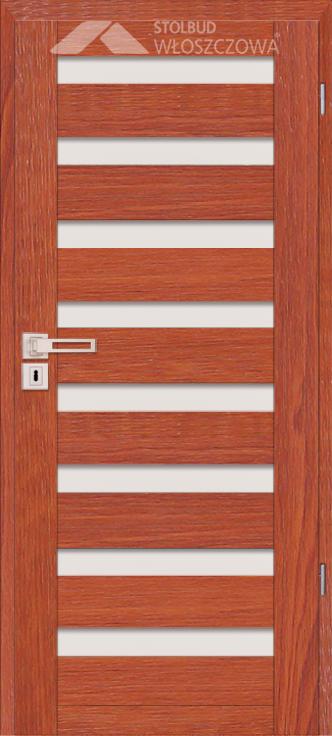 Drzwi wewnetrzne Marco B88 Fornir Stolbud Wloszczowa
