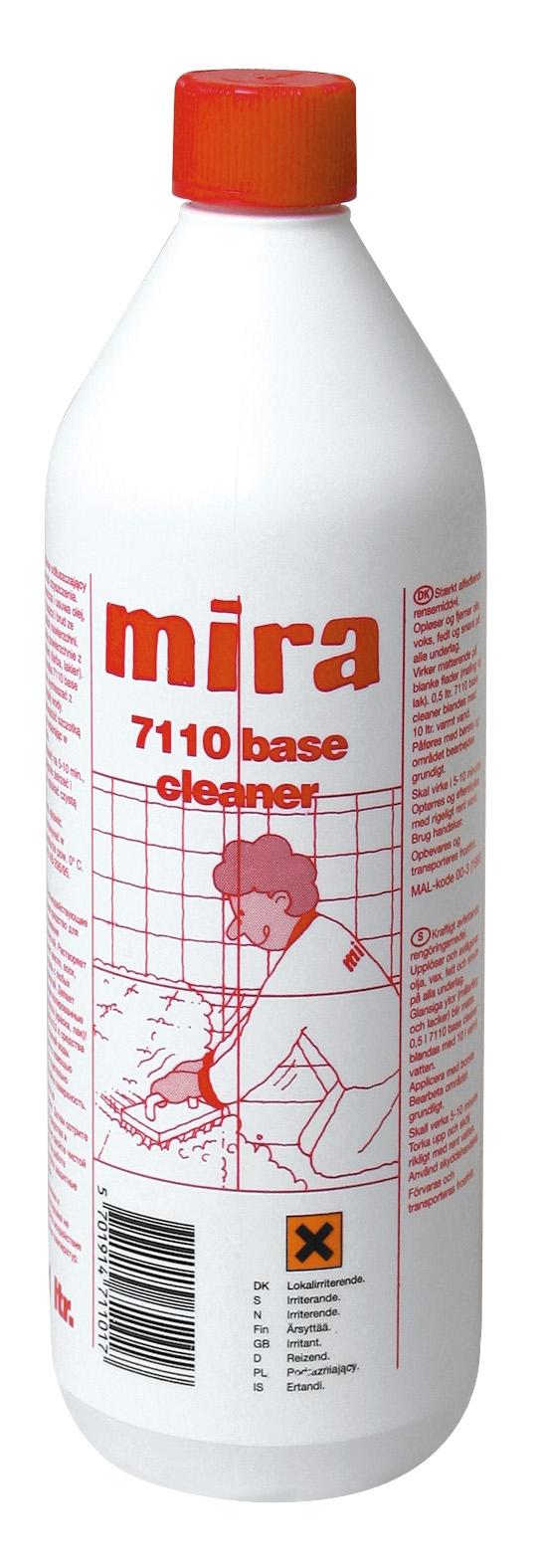 MIRA 7110 BASE CLEANER koncentrat srodek odtluszczajacy