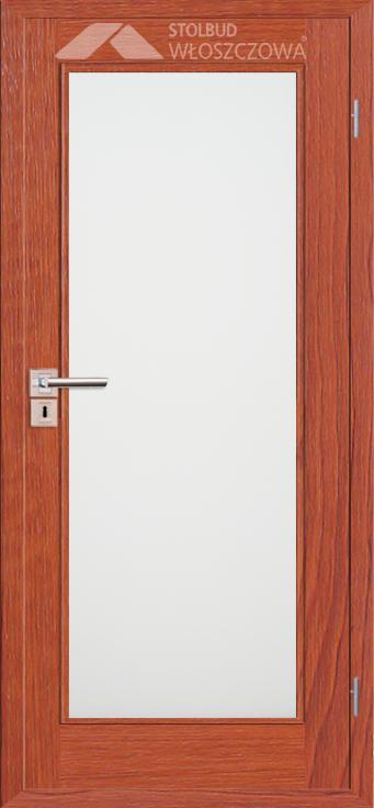 Drzwi wewnetrzne Simple E11 Fornir Plus Stolbud Wloszczowa