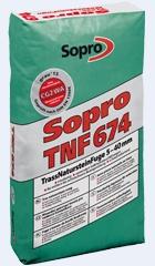 Sopro TNF Fuga z trasem do kostki brukowej 25 kg
