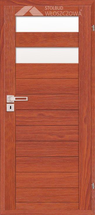Drzwi wewnetrzne Marco A62 Fornir Stolbud Wloszczowa