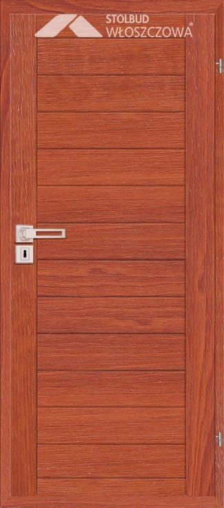 Drzwi wewnetrzne Marco A60 Fornir Stolbud Wloszczowa