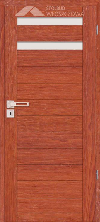 Drzwi wewnetrzne Marco B82 Fornir Stolbud Wloszczowa