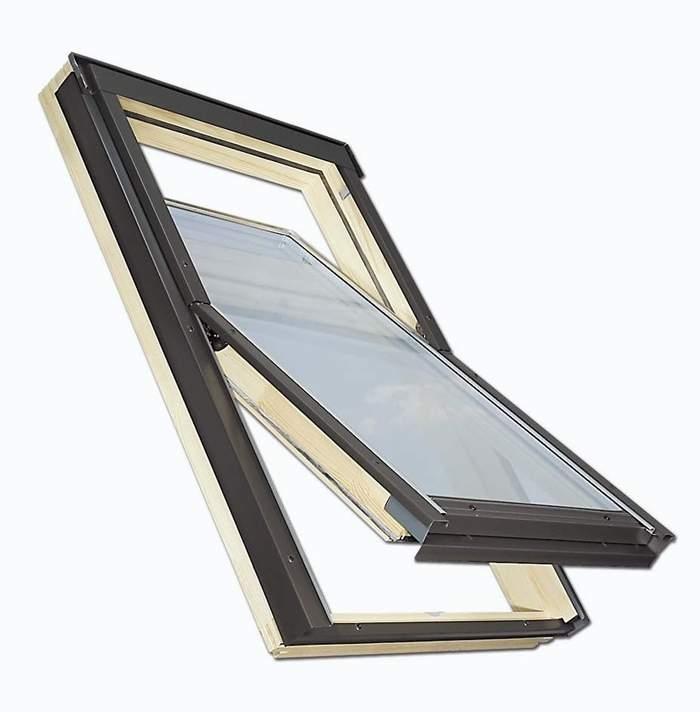 Okno Dachowe RoofLITE Energy 500 AV S6A 114x180 cm